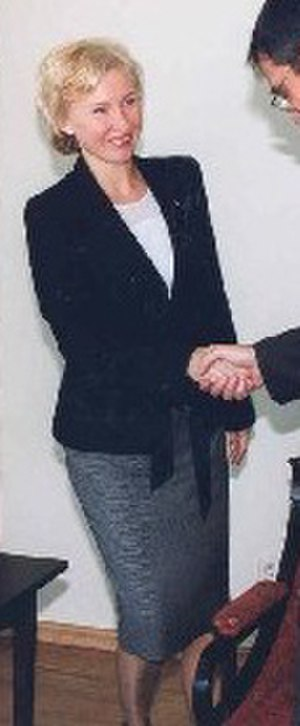 Kristiina Ojuland - Kristiina Ojuland in 2004.