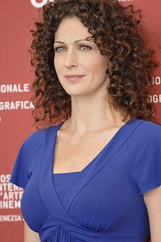 Kseniya Rappoport - Rappoport at 2009 Venice Film Festival.