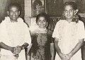 Kumari Sheila with Guru Dhandayudha Pani Pillai and Guru Chitti Babu.jpg
