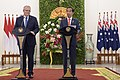 Kunjungan Perdana Menteri Australia Scott Morrison ke Indonesia (43682153774).jpg