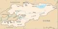 Kyrgyzstan-CIA WFB Map.png