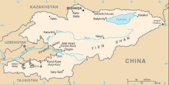 Kyrgyzstan-CIA WFB Map.png