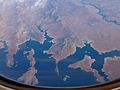LAKE POWELL FROM FLIGHT LAX-CDG 777 F-GSPY (10427398474).jpg
