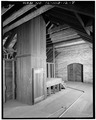 LOFT, OAT BIN - Fort Sheridan, Quartermaster Stable, Lyster Road, Lake Forest, Lake County, IL HABS ILL,49-FTSH,1-12-8.tif