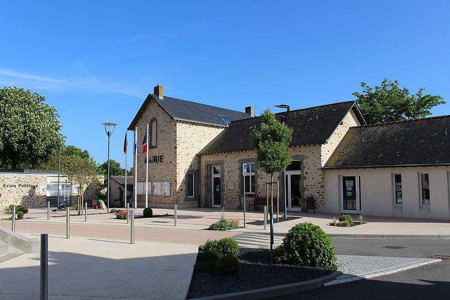 La Brûlatte, Mayenne
