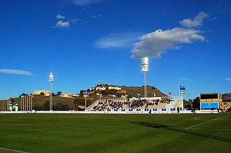 La Manga Stadium - Image: La Manga Stadium
