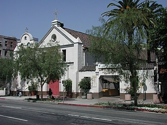 El Pueblo de Los Ángeles Historical Monument - La Placita Church