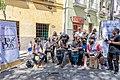 La ciudad de Madrid rinde homenaje al músico Jerry González 07.jpg