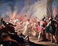 La destrucción de Numancia, de Juan Antonio Ribera (Real Academia de Bellas Artes de San Fernando).jpg