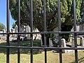 La tombe Seigle-Goujon depuis derrière la grille (ancien cimetière de Villeurbanne).jpg