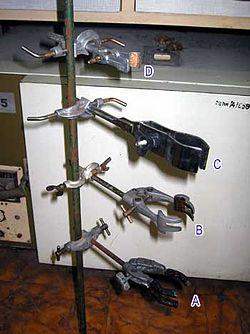 Caracteristicas de pinzas de sujecion