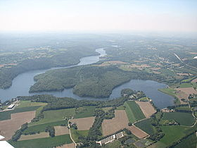 Image illustrative de l'article Lac de Guerlédan