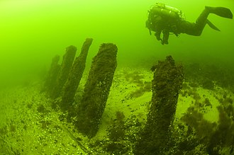 Wreck diving - Wreck diving in Estonia for archaeological research.