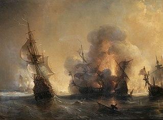 Battle of Lagos (1693)