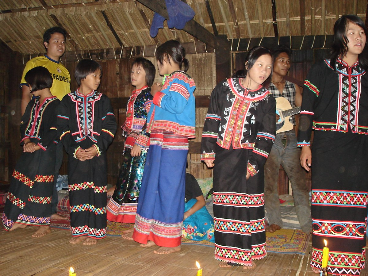 People: Lahu People