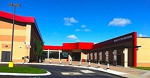 Lake Shore High School - Lake Shore High School in 2013
