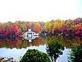 Lake Thoreau - Autumn 2007 Glory 1 (2035486565).jpg