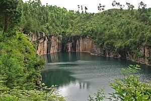 Lake Tritriva - Image: Lake Tritriva 02