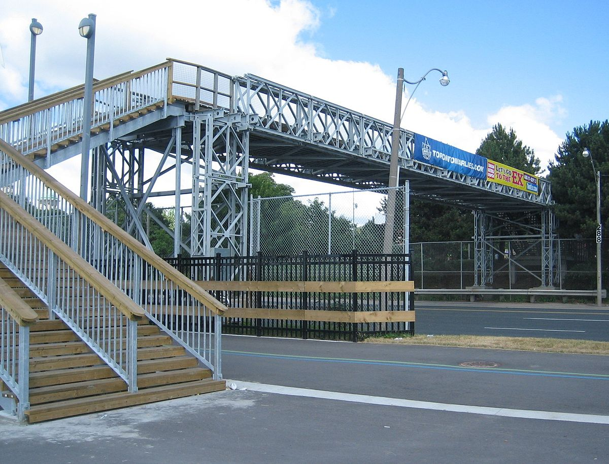 Lake Shore Boulevard Bailey Bridge Wikipedia