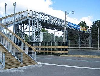 Lake Shore Boulevard Bailey Bridge - Lake Shore Boulevard Bailey Bridge