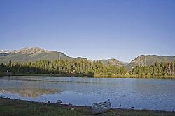 The Dillon Reservoir