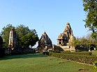 Lakshmana Temple Western Group of Temples Khajuraho India - panoramio.jpg
