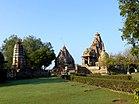 Lakshmana Temple Western Group of Temples Khajuraho India - panoramio.jpg