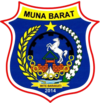 Official seal of West Muna Regency