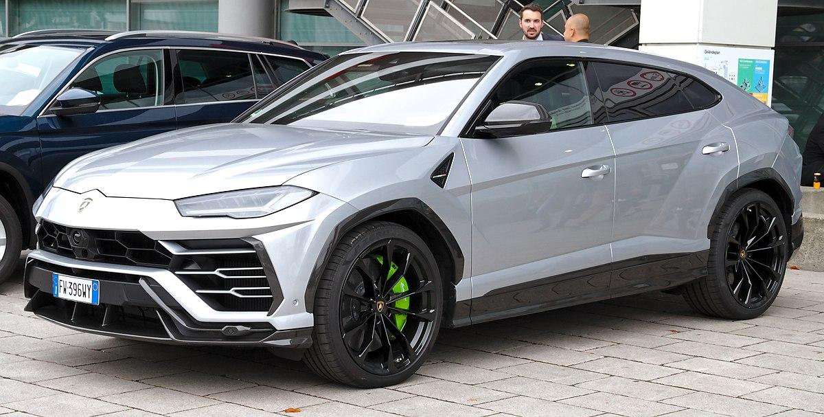 Lamborghini Suv Price >> Lamborghini Urus Wikipedia