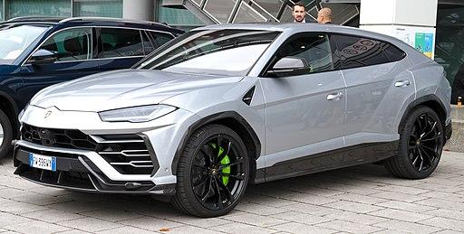 Lamborghini Urus at IAA 2019 IMG 0757