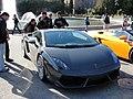 Lamborghinis on display at UW (4047337135).jpg