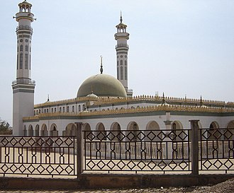 Religion in Cameroon - A mosque in Ngaoundéré
