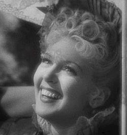 Lana Turner in Dr. Jekyll and Mr. Hyde.