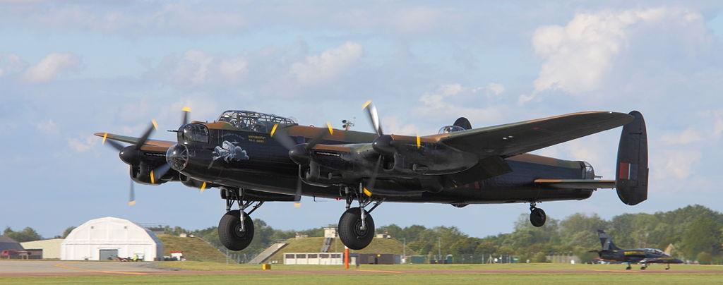 Lancaster RIAT