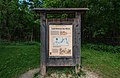 Land Between Two Rivers - Historic Sign at Wita Tanka, Fort Snelling State Park (42343650762).jpg