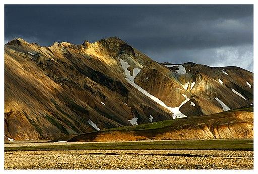 Valle de Landmannalaugar