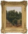 Landskapsstudie (Peter Christian Skovgaard) - Nationalmuseum - 159709.tif