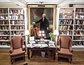 Lansdowne portrait of George Washington copy at Providence Athenaeum.jpg