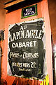 Lapin Agile, Paris 24 August 2013 002.jpg