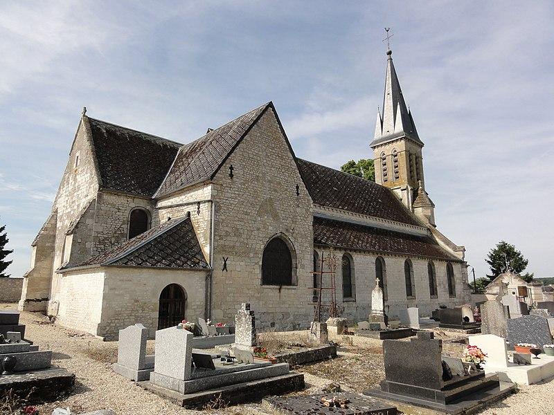 Lappion (Aisne) église