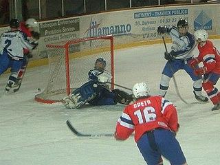 Lars Erik Spets Norwegian ice hockey player