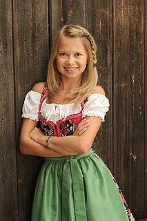 Laura Kamhuber Austrian singer (born 1999)