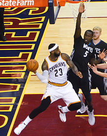 31d0b9b18b95 LeBron James - Wikipedia
