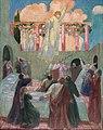 Le Christ apparaissant aux apôtres, 1917, Maurice Denis.jpg