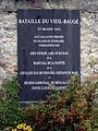 Le Vieil-Baugé - Plaque de la Bataille (2009).jpg
