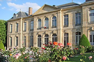 Musée Rodin - Image: Le musée Rodin