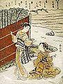 Le rossignol dans les bambous (musée Guimet) (15342675419).jpg