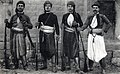 Lebanese Christian men from Mount Lebanon, late 1800s.jpg