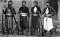 Lebanese Christian men from Mount Lebanon, late 1800s.jpg