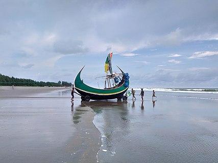 Lengurbill beach, Teknaf, Cox's Bazar, Bangladesh